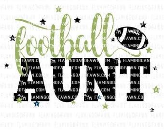 football aunt svg, Football svg files, svg Football aunt, football aunt svg, football team svg, football family svg, football shirt svg