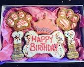 Birthday Princess Bark Set