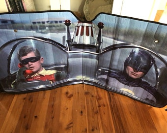 Sunshade...Batman and Robin.... Sizes Available