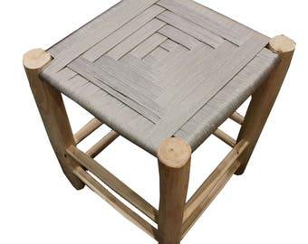 PEARL Moroccan stool