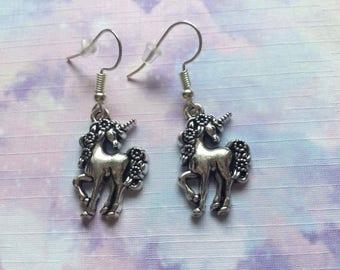 Unicorn Earrings, Unicorn Jewellery, Unicorn Lover, Unicorn Gift, Gift for Her, Birthday Gift, Gift for Friend, Stocking Filler, Christmas