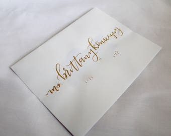 Add-On - Envelope Addressing