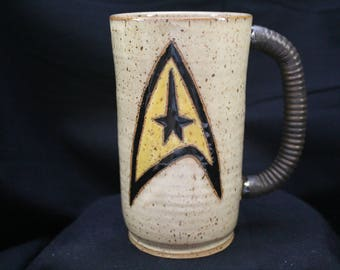 Star Trek Captain's Mug #630
