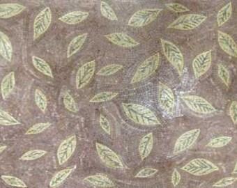 Autumn Colors Fall Leaves Design Carpet Marble Mosaic CR356