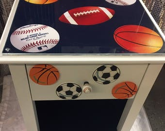 Sports Table   Kids Christmas Gifts   Kids Furniture   Soccer Ball Decor    Boys Room