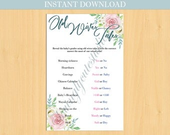 Old Wives Tales - Floral Collection