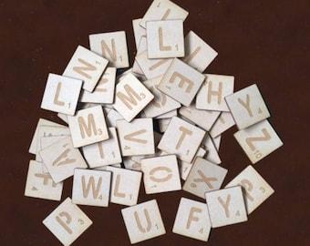 Scrabble complete set Scrabble letters for wall Wooden Scrabble Tiles Full Game Set ALPHABET Scrabble Tiles Set alphabet set wood srcabble