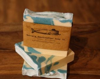 Blue Raspberry Soap