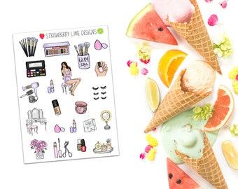 Beauty Guru Decorative Mini Sheet