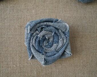 John rose shape brooch