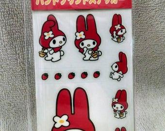 Sanrio My Melody Sticker Pack