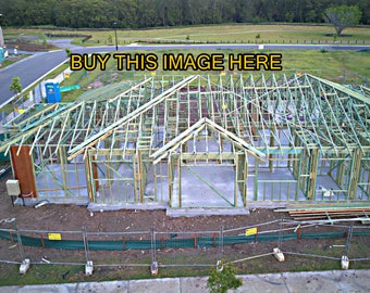 DJI-0007-House Frame | Timber Frame  | Buy This Photo Here  | Ideal for Website, Promotion, Editioral , advertising, promotion,