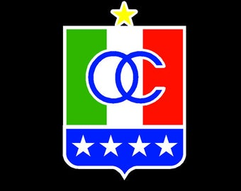 Once Caldas | soccer | futbol Car Decal/ sticker