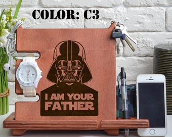 Fathers day new dad dock Star Wars Daddy is my hero Fathers day superhero Dad superhero daddy superhero daddy is my superman frame