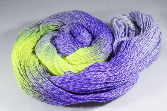 Hand Dyed Tweed 4ply Yarn Merino - UFO