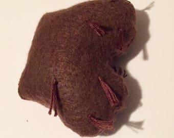 Brown Catnip Balls
