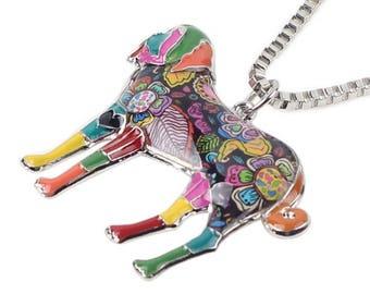 Saint Bernard Necklace