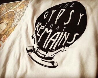 The Gypsy the Remains Tank / Tee