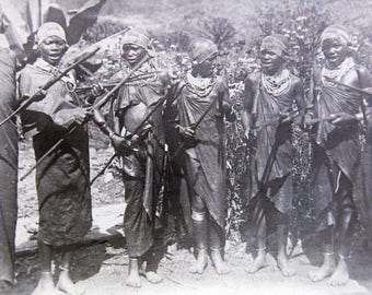 Africa Beginning of the 20th century
