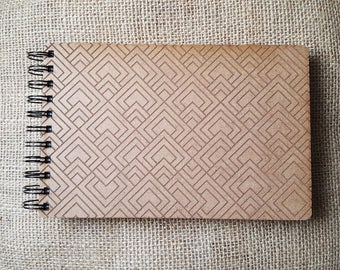 Wood Sketchbook