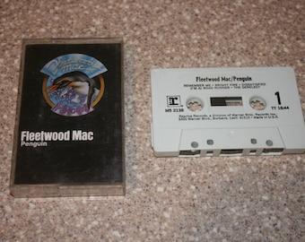 Fleetwood Mac Penguin Cassette Tape