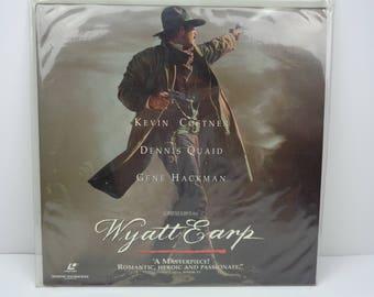 Wyatt Earp Laserdisc Widescreen