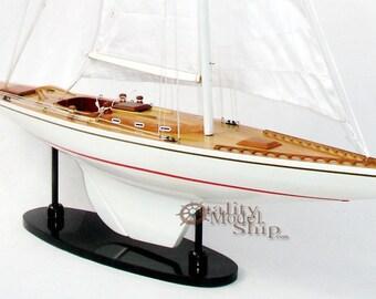 """24"""" Bijou Sailing Boat Model"""