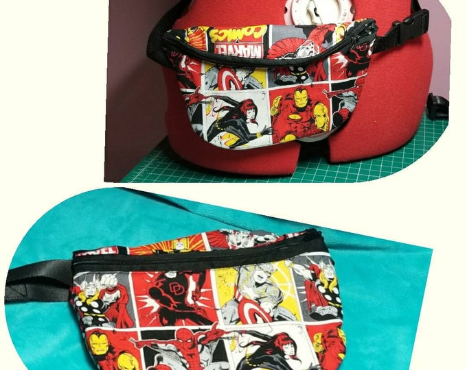 Marvel or Star trek Fanny pack