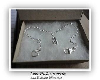 Little Feather Bracelet