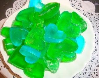 Glycerin soaps