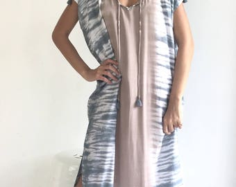 Kaftan, cover-up, dress, maxi