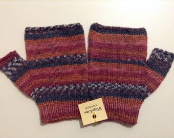 Women's wool gloves