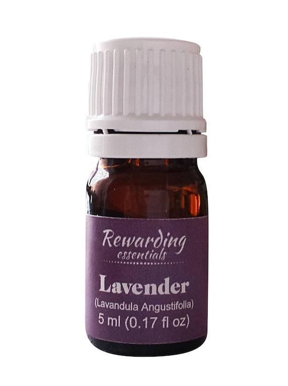 Lavender Essential Oil 100% Pure Therapeutic Grade by Rewarding Essentials US Seller