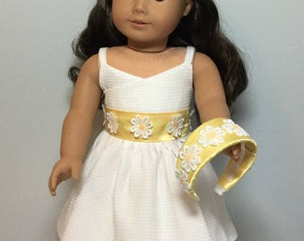 Fits like American Girl Doll Clothes or American Girl Doll Dress - 18 inch Doll Clothes - AG Doll Clothes