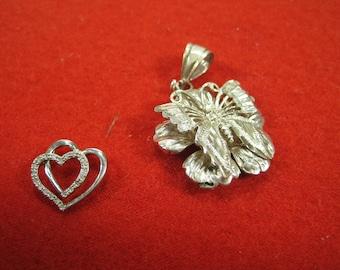 R- 73 Vintage Pendants 925 silver