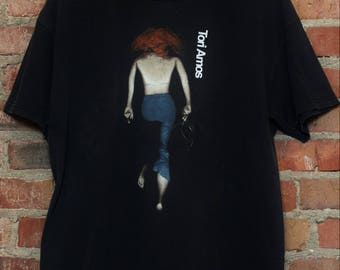 Vintage Concert T Shirt Tori Amos From The Choirgirl Hotel 1998