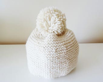 Woolen hat for baby 3/6 months
