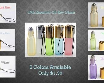 Essential oils Key chain 5ML