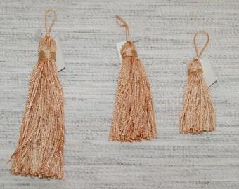 Chainette Tassels