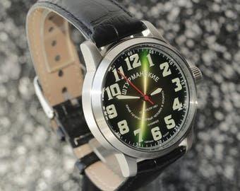 RAKETA.Sturmanskie.Russian watch. Mechanical watch. Mens Watch.raketa.Russian watches