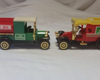 Reader's digest collectible cars/plastic toy cars/plastic car's/collectible toy cars