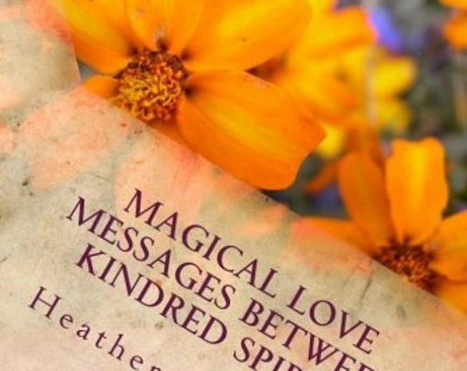 Featured listing image: Magical Love Messages Between Kindred Spirits