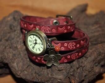 Watches For Women,Wrist Watch Woman,Women Watches,Wrap Watch,Leather Watch,Bracelet Watch,Leather Accessories,Wrist Bracelet,Wrap Bracelet