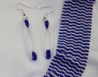 Jewellry beaded set