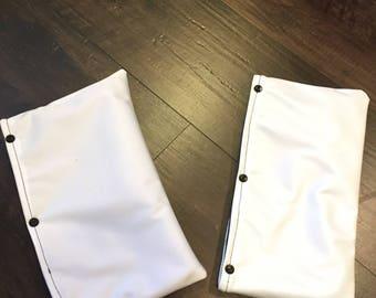 EXTRA scarf pockets