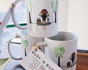 No Bad Days ZIA Boutique Coffee Mug