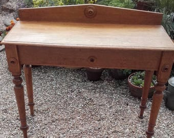 Early Victorian Hall Table