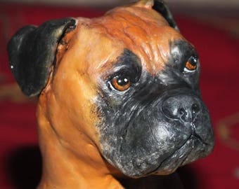 Contract work boxer send me a photo of your pet