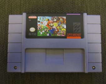 Super Mario World Plus 5 Super Nintendo SNES