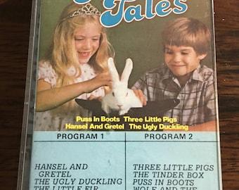 Magic Tales Cassette Tape